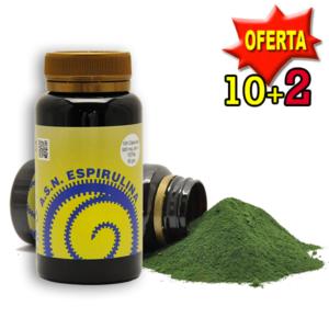 Espirulina  en polvo (80gr.)