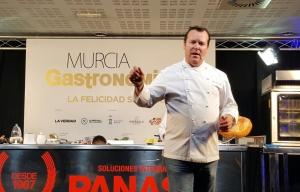 La Espirulina ASN en Murcia Gastronómica 2016