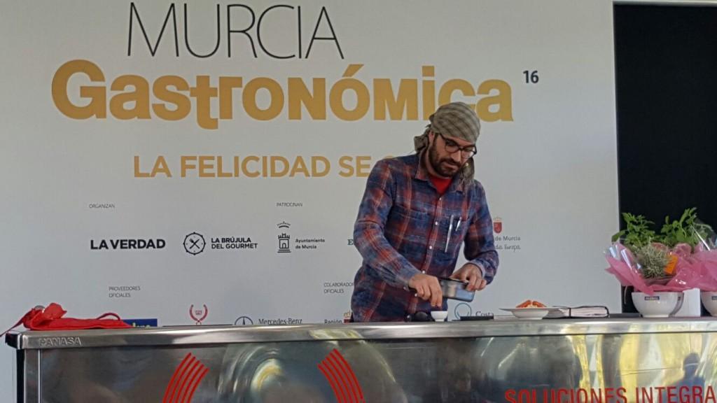 ASN Espirulina en Murcia Gastronómica 2016 4