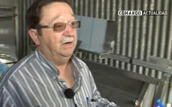 ASN Espirulina en Comando Actualidad de TVE