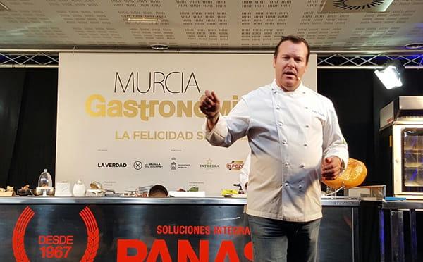 ASN Espirulina en Murcia Gastronómica 2016