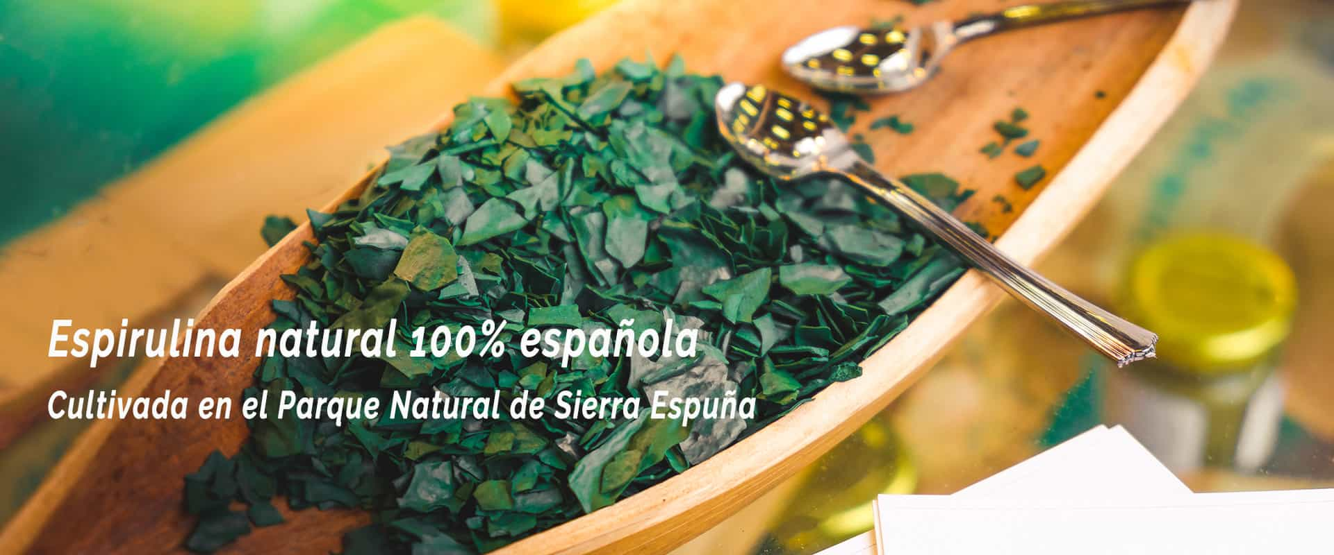 Comprar ASN Espirulina 100% española y natural