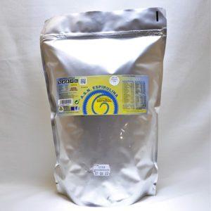 Espirulina en cápsulas - Formato 700 gramos más económico y familiar