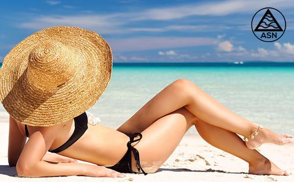 Espirulina combate el envejecimiento de la piel