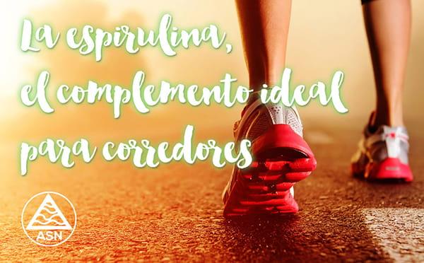 Espirulina: complemento ideal para corredores