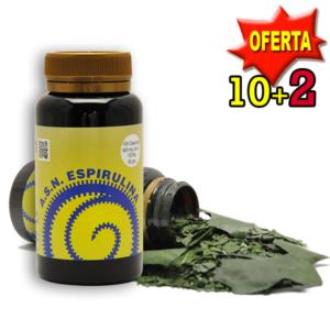 Espirulina en copos (80gr)