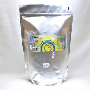 Espirulina en polvo - Formato 1.120 gramos más económico y familiar