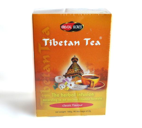 Tibetan Tea 2